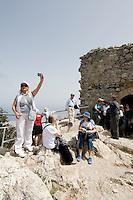 Nordzypern, Burg St. Hilarion bei Girne, 12. Jh.