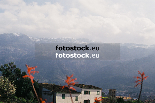 view over the valley of S&oacute;ller towards the snow covered Sierra de Alfabia in the Tramontana mountains<br /> <br /> vista sobre el valle de S&oacute;ller hacia la nevada Sierra de Alfabia de la Sierra de Tramontana (cat.: Serra de Tramuntana)<br /> <br /> Blick &uuml;ber das Tal von S&oacute;ller auf die schneebedeckte Sierra de Alfabia im Tramontana-Gebirge<br /> <br /> 1840 x 1232 px<br /> 150 dpi: 31,16 x 20,86 cm<br /> 300 dpi: 15,58 x 10,43 cm<br /> Original: 35 mm
