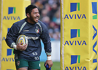160109 Leicester Tigers v Northampton Saints