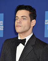 PALM SPRINGS, CA - JANUARY 03: Rami Malek attends the 30th Annual Palm Springs International Film Festival Film Awards Gala at Palm Springs Convention Center on January 3, 2019 in Palm Springs, California.<br /> CAP/ROT/TM<br /> &copy;TM/ROT/Capital Pictures