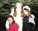 Ellen, Ava and Lucy McCormack at the Lighting of the Christmas Lights, Drogheda...(Photo credit should read Jenny Matthews www.newsfile.ie)....This Picture has been sent you under the conditions enclosed by:.Newsfile Ltd..The Studio,.Millmount Abbey,.Drogheda,.Co Meath..Ireland..Tel: +353(0)41-9871240.Fax: +353(0)41-9871260.GSM: +353(0)86-2500958.email: pictures@newsfile.ie.www.newsfile.ie.