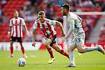 Max Power of Sunderland. Sunderland 2 Portsmouth 1, 17/08/2019. Stadium of Light, League One. Photo by Paul Thompson.