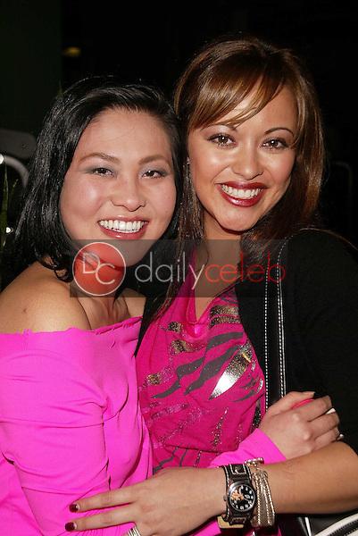 Kerry Liu and Marisa Ramirez
