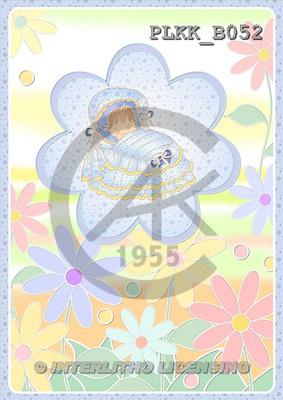 Kris, BABIES, paintings, PLKKB052,#B# bébé, illustrations, pinturas ,everyday