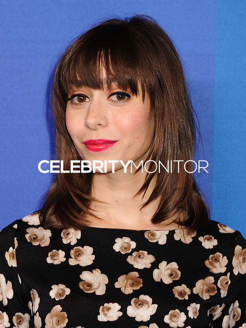 NEW YORK CITY, NY, USA - MAY 12: Cristin Milioti at the 2014 NBC Upfront Presentation held at the Jacob K. Javits Convention Center on May 12, 2014 in New York City, New York, United States. (Photo by Celebrity Monitor)