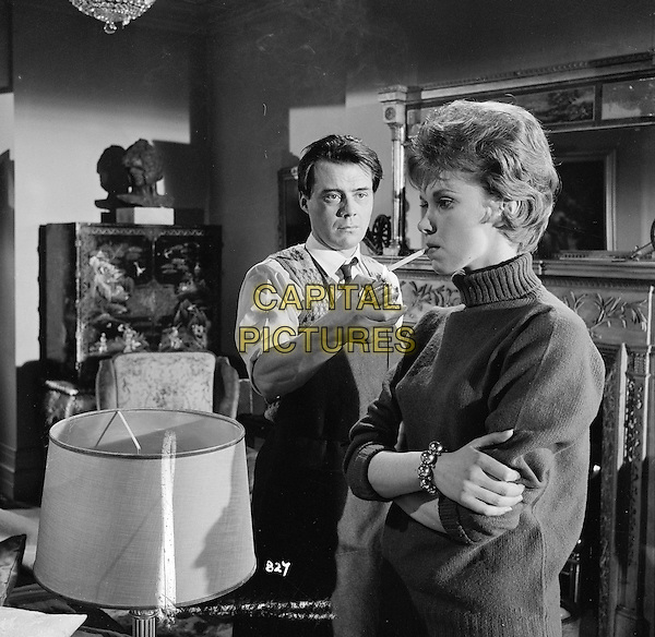 Dirk Bogarde.in The Servant (1963) .*Filmstill - Editorial Use Only*.CAP/NFS.Supplied by Capital Pictures.