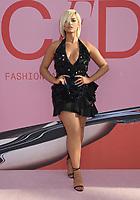 03 June 2019 - New York, New York - Bebe Rexha. 2019 CFDA Awards held at the Brooklyn Museum. <br /> CAP/ADM/LJ<br /> ©LJ/ADM/Capital Pictures