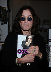 "Ozzy Osbourne Signs ""I Am Ozzy"" at Book Soup 2-2-10"