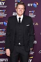 Jake Humphries<br /> at the BT Sport Industry Awards 2017 at Battersea Evolution, London. <br /> <br /> <br /> ©Ash Knotek  D3259  27/04/2017