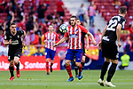 Jorge Koke of Atletico de Madrid in action during the La Liga match between Atletico Madrid and Eibar at Wanda Metropolitano Stadium on May 20, 2018 in Madrid, Spain. Photo by Diego Souto / Power Sport Images