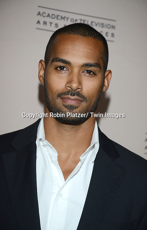 Lamon Archey attends the Academy Of Television Arts & Science Daytime Programming  Peer Group Celebration for the 40th Annual Daytime Emmy Awards Nominees party on June 13, 2013 at the Montage Beverly Hills in Beverly Hills, California.