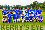 The Laune Rangers  team that played Killarney Legion in the u16 County League in Direen on Wednesday
