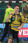Torjubel vom Rhein Neckar Loewe Jerry Tollbring (Nr.17)  beim Spiel in der Handball Champions League, Rhein Neckar Loewen - HBC Nantes.<br /> <br /> Foto &copy; PIX-Sportfotos *** Foto ist honorarpflichtig! *** Auf Anfrage in hoeherer Qualitaet/Aufloesung. Belegexemplar erbeten. Veroeffentlichung ausschliesslich fuer journalistisch-publizistische Zwecke. For editorial use only.