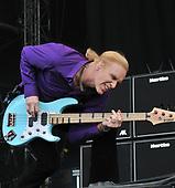 Jun 11, 2011: MR BIG - Download Festival Day 2