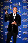 BEVERLY HILLS - JUN 22: 'Good Morning America', Nick Watt, with the award for Outstanding Morning Program at The 41st Annual Daytime Emmy Awards Press Room at The Beverly Hilton Hotel on June 22, 2014 in Beverly Hills, California