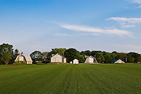 Sod Farm &amp; Barns<br />
