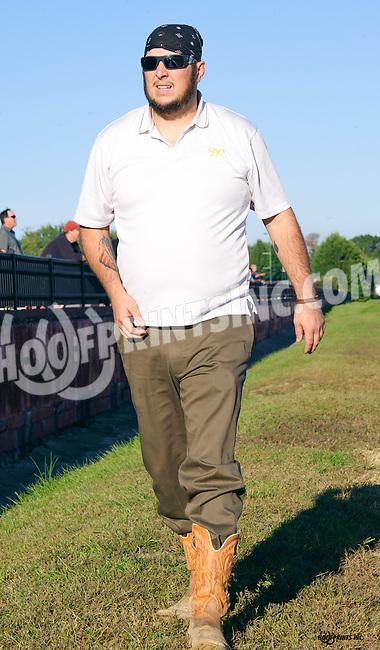Phil Wasiluk at Delaware Park on 10/15/16