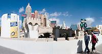 The Strip, Las Vegas Nevada.