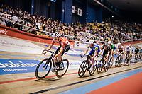 Tosh Van der Sande (BEL/Lotto Soudal)<br /> <br /> Lotto 6daagse Vlaanderen-Gent 2018 / Gent6<br /> day 5