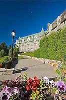 F- Fairmont Le Manoir Richelieu Exterior, Charlevoix Quebec CA 7 14