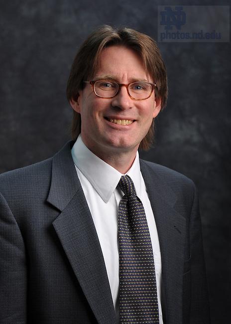 Tim Gilbride..Photo by Matt Cashore/University of Notre Dame