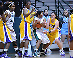 Tulane women's basketball pushes their season record to 14-2 with a 71-61 victory of East Carolina in a game played at Fogelman Arena.