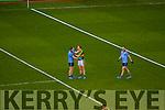 Final whistle of the Kerry v Dublin All Ireland Senior Football Final in Croke Park on the 20th September 2015.