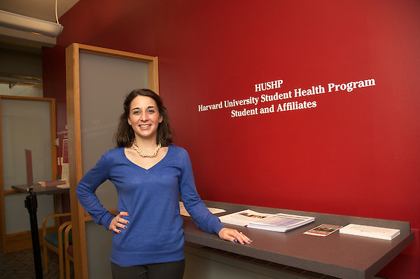 Danielle McSheffery Harvard Heroes 2012