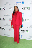 BURBANK, CA - OCTOBER 22: Garcelle Beauvais attends the Environmental Media Association 26th Annual EMA Awards Presented By Toyota, Lexus And Calvert at Warner Bros. Studios on October 22, 2016 in Burbank, California (Credit: Parisa Afsahi/MediaPunch).