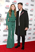 "LOS ANGELES - NOV 8:  Elizabeth Chambers, Armie Hammer at the AFI FEST 2018 - Opening Gala  ""On The Basis Of Sex""  at the TCL Chinese Theater IMAX on November 8, 2018 in Los Angeles, CA"