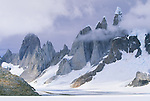 Cerro Torre group, Los Glaciares National Park, Argentina