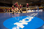 GRAND RAPIDS, MI - NOVEMBER 18: during the Division III Women's Volleyball Championship held at Van Noord Arena on November 18, 2017 in Grand Rapids, Michigan. (Photo by Doug Stroud/NCAA Photos via Getty Images)