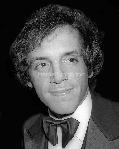 Steve Rubell at Studio 54 1977<br />
