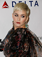 LOS ANGELES, CA - FEBRUARY 08: Katy Perry at the MusiCares Person of the Year Tribute held at Los Angeles Convention Center, West Hall on February 8, 2019 in Los Angeles, California. <br /> CAP/MPI/IS/CSH<br /> &copy;CSHIS/MPI/Capital Pictures