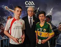 21/03/2015 GAA Handball - Juvenile Medal Presentations