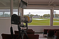 Photographers view of the ground prior to Kent CCC vs Essex CCC, Friendly Match Cricket at The Spitfire Ground on 27th July 2020