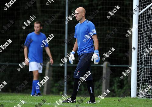 2011-07-27 / Voetbal / seizoen 2011-2012 / FC Mariekerke / Tom Van de Velde..Foto: mpics