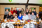 Joan O'Brien from Beaufort celebrated her birthday surrounded by friends and family in the Beaufort Bar & Restaurant last Friday night.
