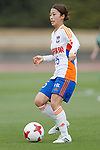 Moeno Sakaguchi (Albirex Ladies), APRIL 15, 2017 - Football / Soccer : Plenus Nadeshiko League Cup 2017 Division 1 match between NTV Beleza 2-0 Niigata Albirex Ladies at Tama City Athletic Stadium in Tokyo, Japan. (Photo by Yusuke Nakanishi/AFLO)