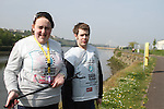 Stephanie and Ben at the National Spring Clean of the Ramparts with Malta Services....(Photo credit should read Jenny Matthews www.newsfile.ie)....This Picture has been sent you under the conditions enclosed by:.Newsfile Ltd..The Studio,.Millmount Abbey,.Drogheda,.Co Meath..Ireland..Tel: +353(0)41-9871240.Fax: +353(0)41-9871260.GSM: +353(0)86-2500958.email: pictures@newsfile.ie.www.newsfile.ie.