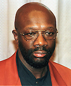 Musician Isaac Hayes, a Member of the Church of Scientology, visits a United States Senate panel in Washington, D.C. on the repression on members of the Church of Scientology in Germany on September 18, 1997..Credit: Ron Sachs / CNP