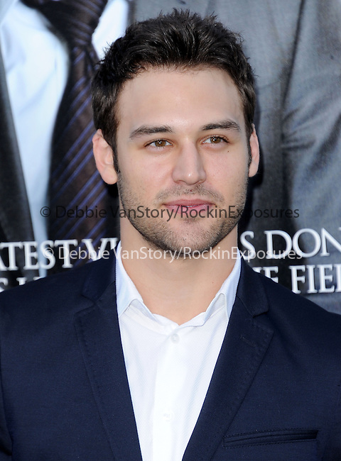 Ryan Guzman attends The L.A. Premiere of Summit Entertainment's DRAFT DAY held at The Regency Village Theatre in Westwood, California on April 07,2014                                                                               © 2014 Hollywood Press Agency