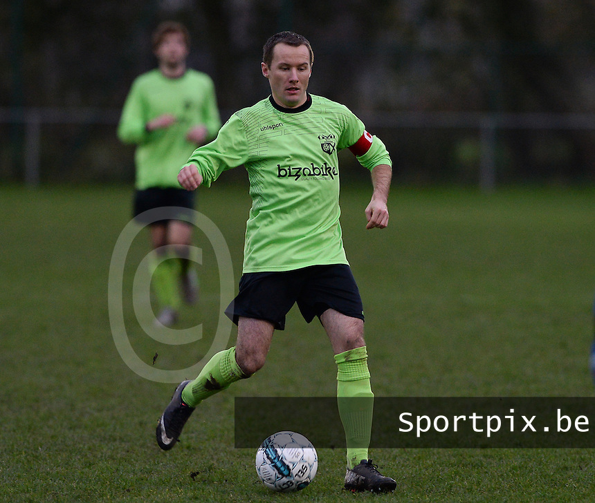 FC Moerkerke  : Steve Bogaert<br /> Foto VDB / Bart Vandenbroucke