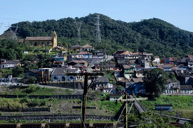 Vista da Parte Alta da Vila de Paranapiacaba, Santo Andr&eacute; - SP, 04/2013.<br /> * &Eacute; necess&aacute;rio solicitar autoriza&ccedil;&atilde;o para a Vila de Paranapiacaba.
