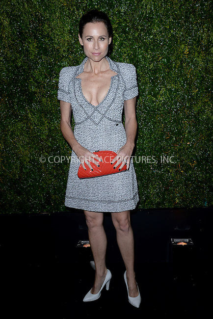 WWW.ACEPIXS.COM<br /> April 20, 2015 New York City<br /> <br /> Minnie Driver attending the 2015 Tribeca Film Festival CHANEL Artists Dinner at Balthazer on April 20, 2015 in New York City.<br /> <br /> Please byline: Kristin Callahan/AcePictures<br /> <br /> ACEPIXS.COM<br /> <br /> Tel: (646) 769 0430<br /> e-mail: info@acepixs.com<br /> web: http://www.acepixs.com