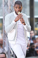 "Usher Performs On NBC's ""Today"""