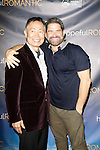 LOS ANGELES - NOV 9: Matt Zarley, George Takei at the special screening of Matt Zarley's 'hopefulROMANTIC' at the American Film Institute on November 9, 2014 in Los Angeles, California