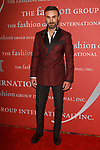 Designer Peyman Umay arrives at The Fashion Group International's Night of Stars 2017 gala at Cipriani Wall Street on October 26, 2017.