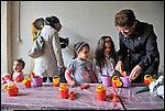 2012 ADOTTA UN QUARTIERE. Scuole aperte in Barriera di Milano per raccontare il proprio territorio e la sua trasformazione attraverso mostre, spettacoli e laboratori. Scuola dell'infanzia Principessa di Piemonte.