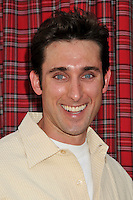 "PAUL J. ALESSI.""Forever Plaid"" 20th Anniversary Special Event held at Club Nokia LA Live, Los Angeles, CA , USA, 9th July 2009..portrait headshot beige cream shirt smiling pinstripe .CAP/ADM/BP.©Byron Purvis/Admedia/Capital Pictures"